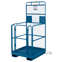 High Work Maintenance Platforms MD444 | TENAQUIP