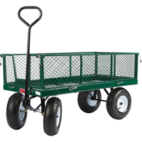 Wagons With Fold-Down Racks MH238 | NIS Northern Industrial Sales