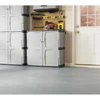 Heavy-Duty Rubbermaid® Plastic Base Cabinet MH724 | NIS Northern Industrial Sales