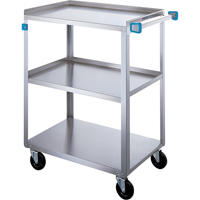 Stainless Steel Shelf Cart MI819 | NIS Northern Industrial Sales