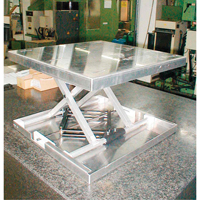 Lift-Tool™ Table Top Lifts MJ517 | NIS Northern Industrial Sales