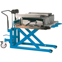 Hydraulic Skid Lifts/Tables MK793 | NIS Northern Industrial Sales