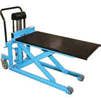 Hydraulic Skid Lifts/Tables - Optional Tables MK797 | NIS Northern Industrial Sales