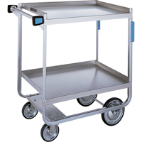 Heavy-Duty Stainless Steel U Frame Carts MK972 | NIS Northern Industrial Sales