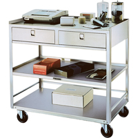 Stainless Steel Equipment Stands MK980 | NIS Northern Industrial Sales