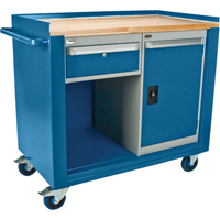 Industrial Duty Mobile Service Benches ML326 | TENAQUIP