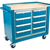 Industrial Duty Mobile Service Benches ML328 | TENAQUIP