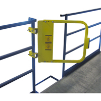 Self-Closing Safety Swing Gates ML355 | NIS Northern Industrial Sales