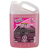 Turbo Power® Bug Wash Windshield Washer Fluid - Case of 4 MLP382 | NIS Northern Industrial Sales