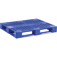 Medium-Duty Food Grade Plastic Pallet MN490 | NIS Northern Industrial Sales