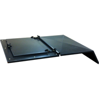 Steel Cover for Self-Dumping Hopper MO032 | NIS Northern Industrial Sales