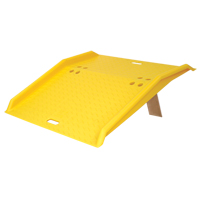 Portable Poly Hand Truck Dock Plate MO110 | TENAQUIP