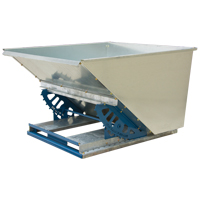Knocked-Down Self-Dumping Hoppers MO130 | NIS Northern Industrial Sales