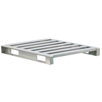 Aluminum 4-Way Channel Pallet MO455 | NIS Northern Industrial Sales