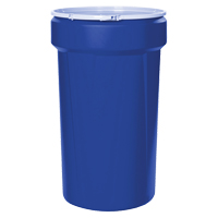Nestable Open Head Polyethylene Drum MO764 | NIS Northern Industrial Sales