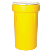 Nestable Open Head Polyethylene Drum MO765 | NIS Northern Industrial Sales