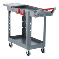 Heavy-Duty Adaptable Utility Cart MO795 | NIS Northern Industrial Sales