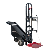 Motorized Hand Truck MO804 | NIS Northern Industrial Sales