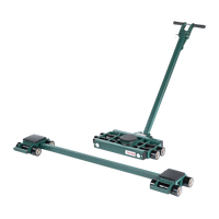 Tri-Glide Three-Point Mover MO823 | NIS Northern Industrial Sales