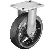 Heavy-Duty Plate Caster MO882 | NIS Northern Industrial Sales