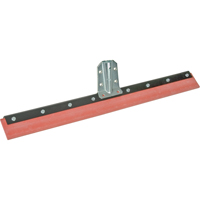 Floor Squeegees - Straight Red Blade NH825 | TENAQUIP