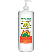 Croc Bloc™ SPF 30 Sunscreen Lotion in Bulk NI315 | NIS Northern Industrial Sales