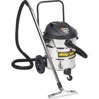 Contractor Wet/Dry Vacuums 6 HP Single-stage Motor - Contractor Vacuum NI650 | NIS Northern Industrial Sales