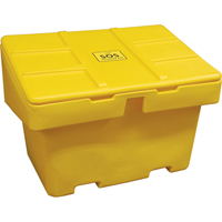 Salt Sand Container SOS™ NJ117 | NIS Northern Industrial Sales