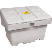 Salt Sand Container SOS™ ND703 | NIS Northern Industrial Sales
