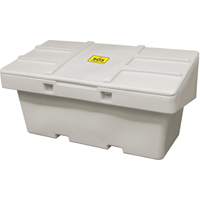 Salt Sand Container SOS™ NJ120 | NIS Northern Industrial Sales