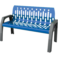 Stream Benches NJ198 | NIS Northern Industrial Sales