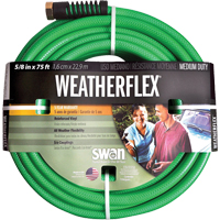 Weatherflex™ Medium Duty Garden Hoses NJ405 | NIS Northern Industrial Sales