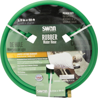 Green Rubber Garden Hose NJ411 | NIS Northern Industrial Sales