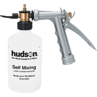 SELF-MIXING METAL HOSE END SPRAYER NJ447 | NIS Northern Industrial Sales