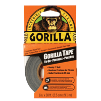 Gorilla Duct Tape To-Go NKA488 | NIS Northern Industrial Sales