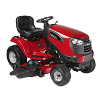 Garden Tractor YT42 NM921 | NIS Northern Industrial Sales