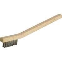 Small Cleaning Industrial-Duty Wire Scratch Brushes NT615 | NIS Northern Industrial Sales