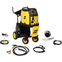 Rebel™ EMP 235ic Portable Welding Machine with Cart NV071 | NIS Northern Industrial Sales