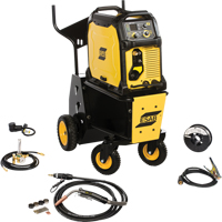 Rebel™ EM 235ic Portable Welding Machine with Cart NV072 | NIS Northern Industrial Sales
