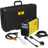 MiniArc 161LTS Portable Stick Welding Machine with Case NV076 | NIS Northern Industrial Sales
