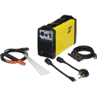 MiniArc 161LTS Portable Stick Welding Machine NV077 | NIS Northern Industrial Sales
