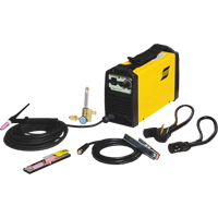 MiniArc 161LTS Portable Stick/TIG Welding Machine NV078 | NIS Northern Industrial Sales