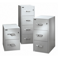 Fire Resistant Filing Cabinets OC742 | NIS Northern Industrial Sales