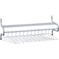 Shelf Rack With Hangers OE017 | TENAQUIP