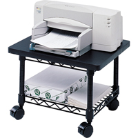 Under-desk Printer/Fax Stands OE222 | NIS Northern Industrial Sales