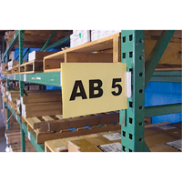 Warehouse Aisle Sign Kits - Snap-On OE798 | NIS Northern Industrial Sales