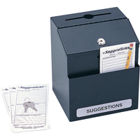 Suggestion Boxes OE810 | TENAQUIP