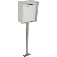 Collecting Boxes - Surface Mounted - Box with pedestal OG371 | NIS Northern Industrial Sales