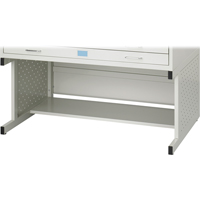 High Base for Facil™ Flat File Cabinets OJ920 | NIS Northern Industrial Sales