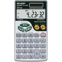 Metric Calculator OM900 | TENAQUIP